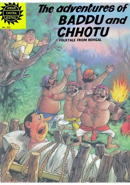 Baddu and Chottu