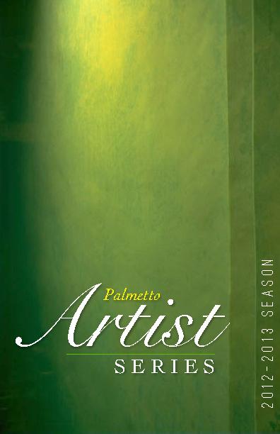 Palmetto Artist Series
