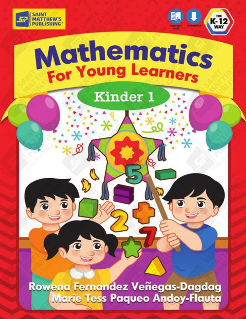 Mathematics for Young Learners - Kinder 1
