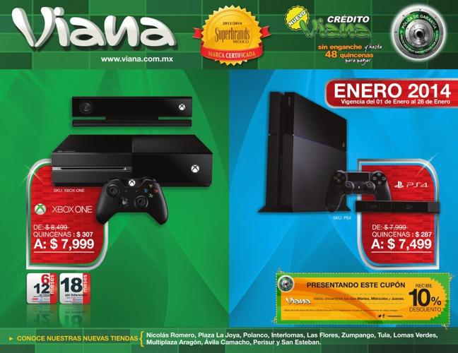 Catálogo Viana Enero
