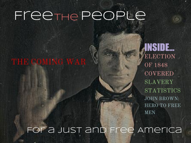 APUSH magazine-A. Cook, J. O'Donnell, C. Page