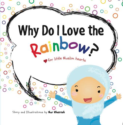 Why Do I Love the Rainbow?  | Board Book