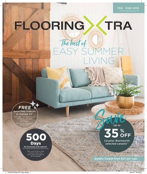 Flooring Xtra - Summer Living Catalogue
