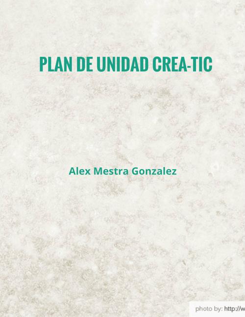 Plan de unidad completo