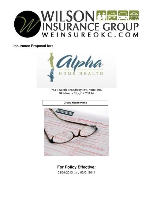 Alpha Home Health