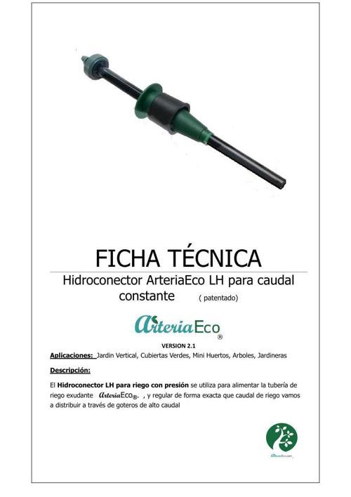 Copy of Copy of Copy of FICHA TÉCNICA Hidroconector