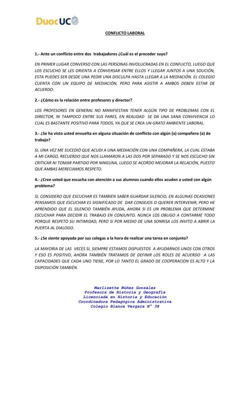Copy of encuesta conflicto laboral