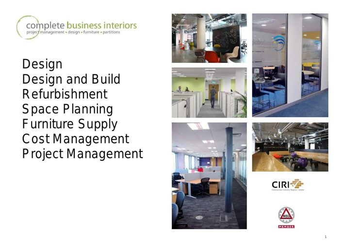 CBI Company Profile
