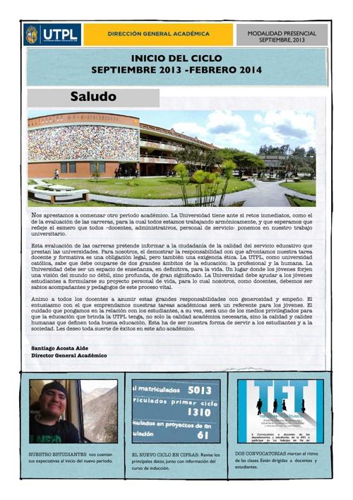 Copy of Boletín Inicio Ciclo UTPL