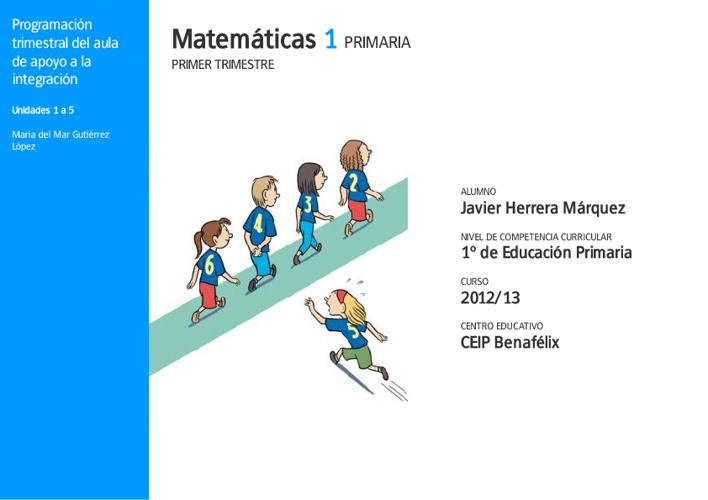 Matemáticas 1 (T1)
