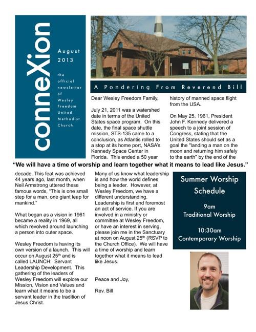 Newsletter, August 2012