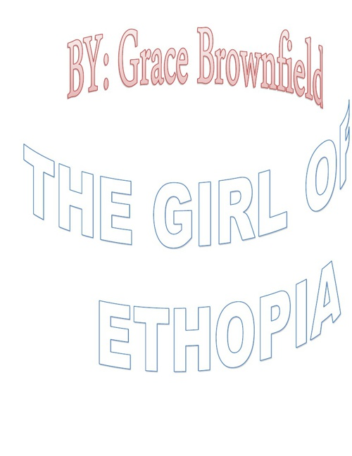 the girl of ethopia