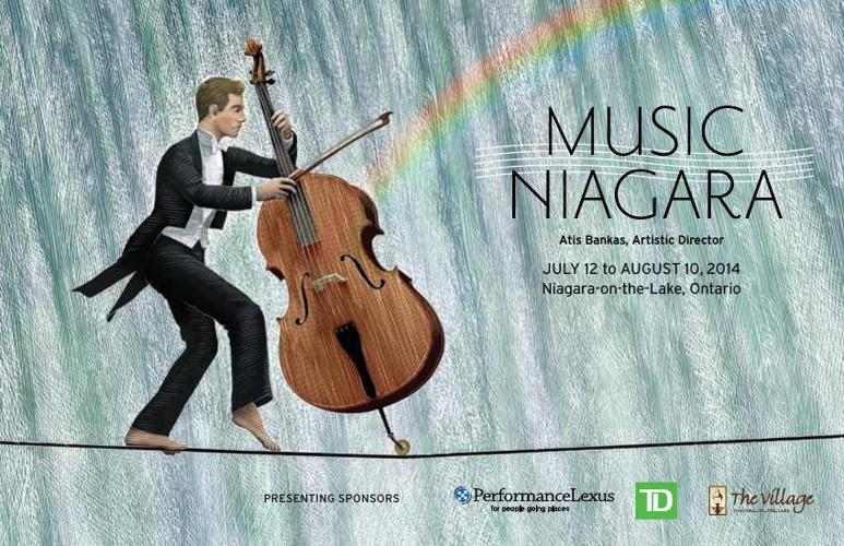 Music Niagara 2014 Concert Season