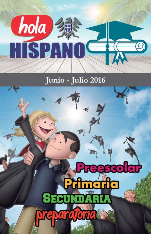 Hola Hispano Junio - Julio