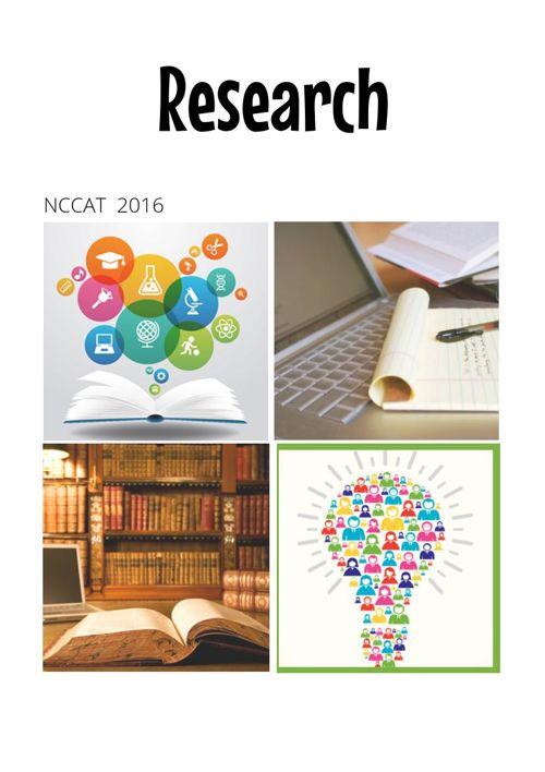 NCCAT Research