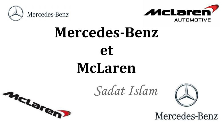 Mercedes-Benz and Mclaren Book Thing (1)