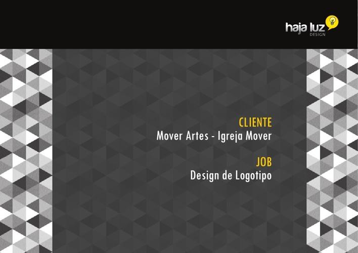 Apresentação Design Logo Movert Artes