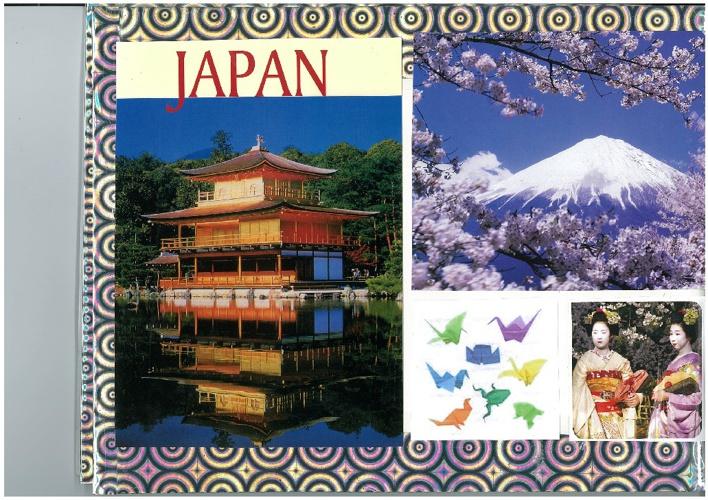 Japanese Project by Ebony
