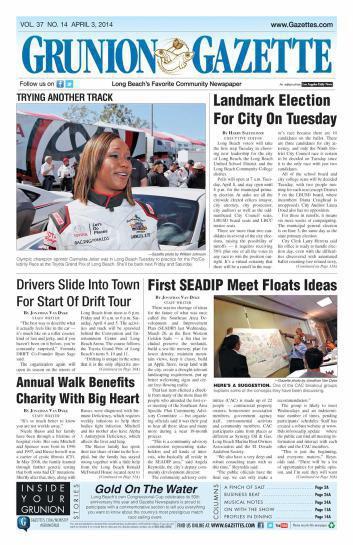 Grunion Gazette 4-3-14