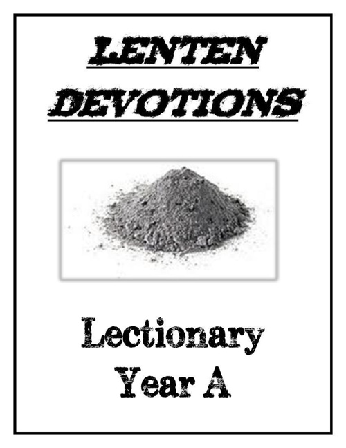 Year A Family Devotional - Lent