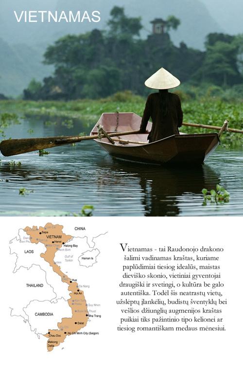 Vietnamas - brosiuros variantas