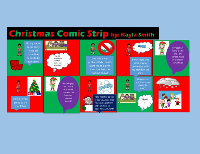 Christmas Flipbook