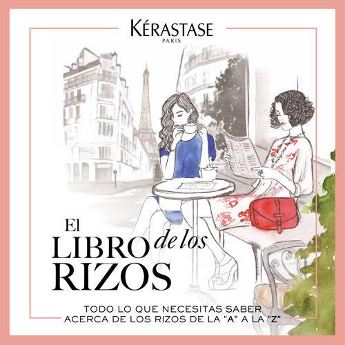 LIBRO DE LOS RIZOS KÉRASTASE (CL)