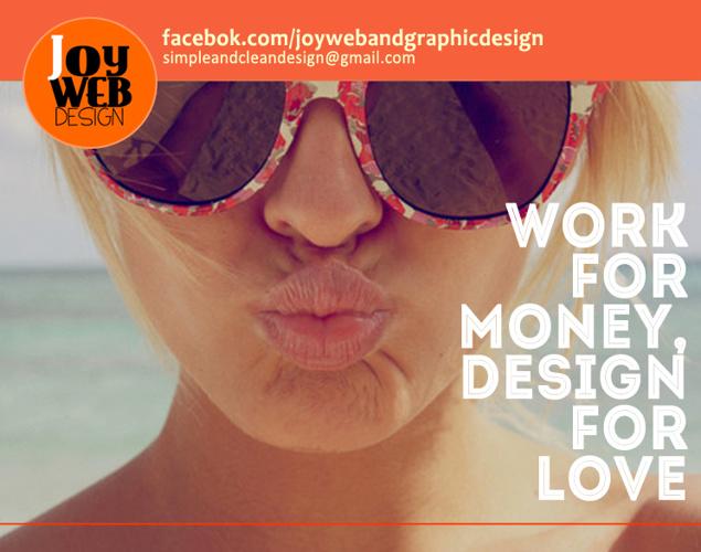 Joy Web Design Portofolio