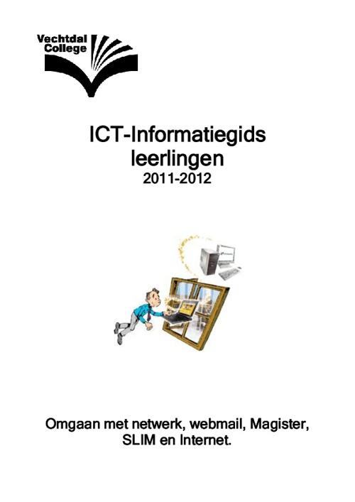 ICT-informatiegids leerlingen