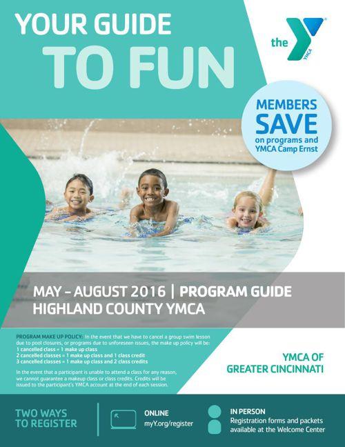 Highland County YMCA Program Guide