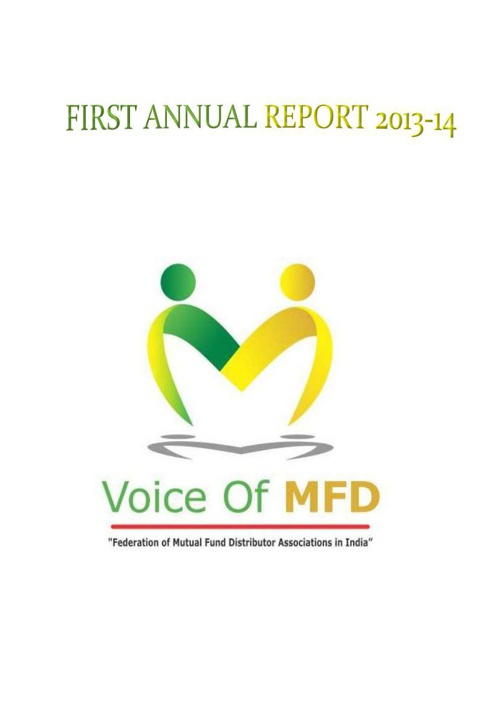 First Annual Report 2013-14