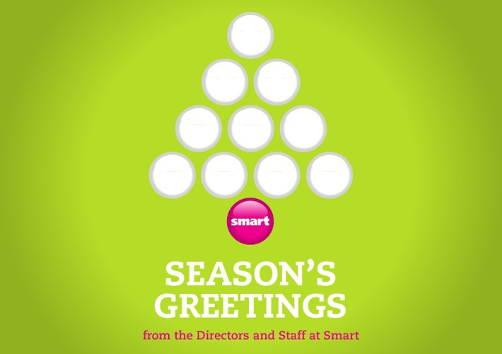 Season's Greeting From Smart!