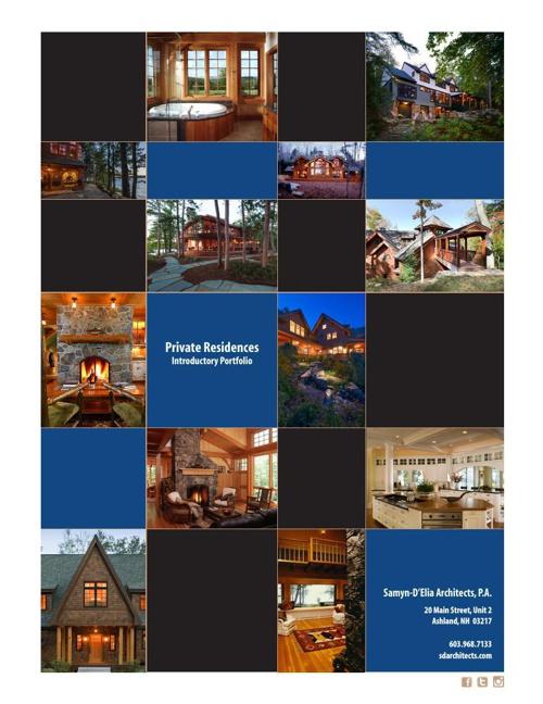 Samyn-D'Elia Architects, P.A. – Portfolio of Private Residences