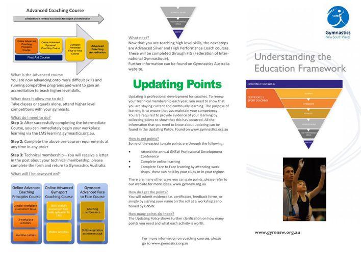 Understanding Education Framework brochure final
