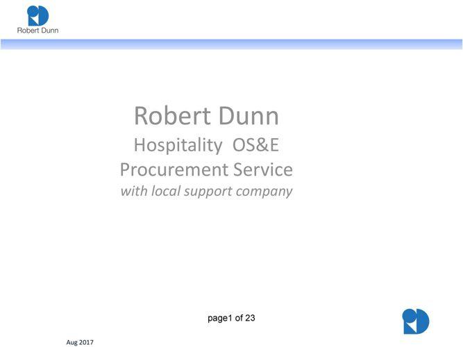 RDunn- OSE Presentation with local partner 2013