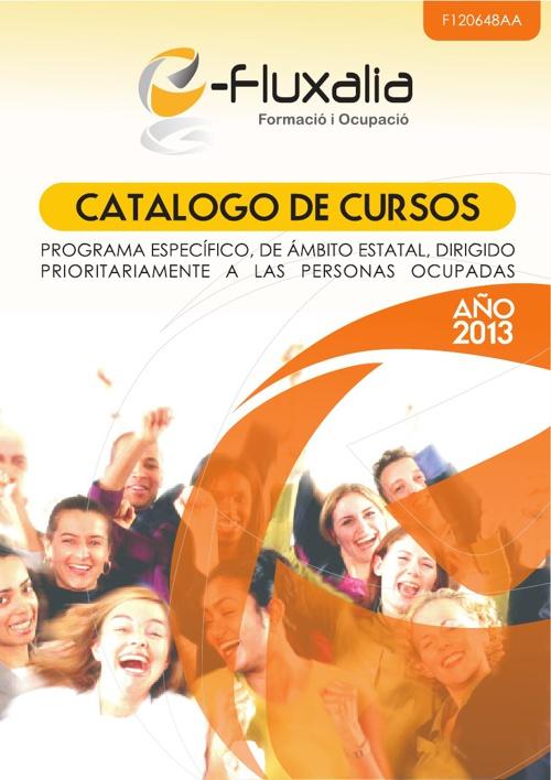 Catálogo Certificados Profesionalidad Año 2013 - ACTIVOS