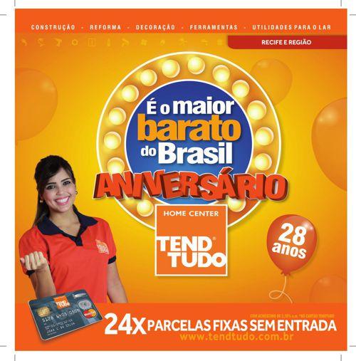 Aniversário TendTudo - Recife