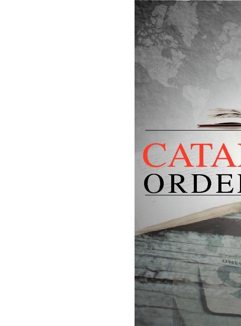 EBC catalog order form