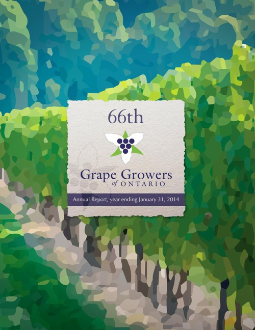 Grape Growers of Ontario 66th Annual Report