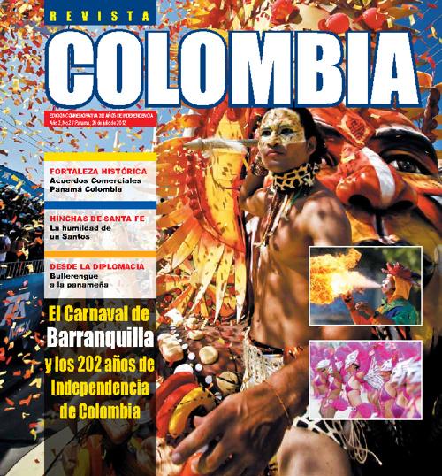 REVISTA COLOMBIA No2-2012