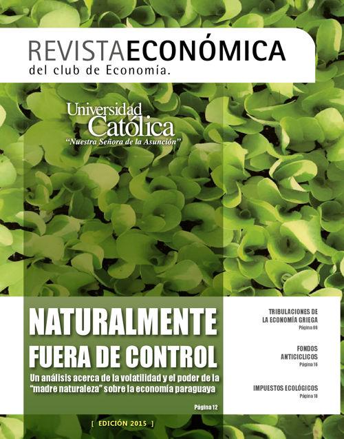 Revista UCA Nº01/2015