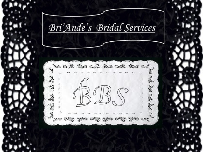 Copy of BriAnde's Bridal Service