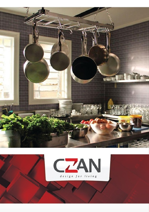 CZAN design for living - Catálogo de Produtos