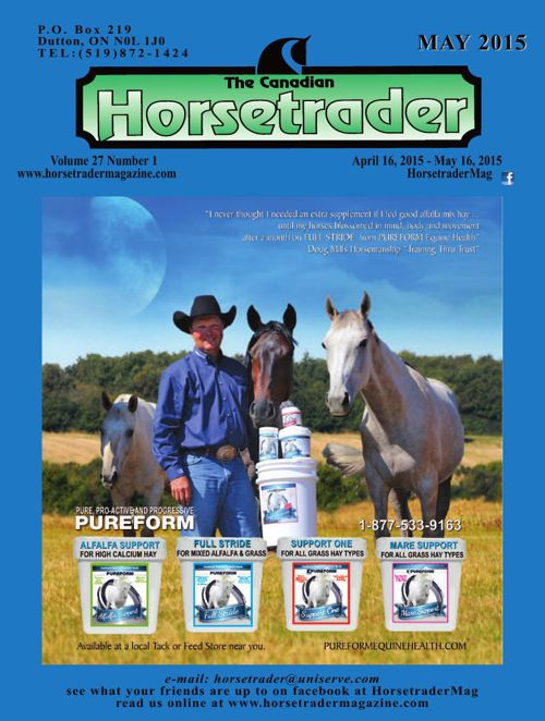 Horsetrader Magazine May 2015