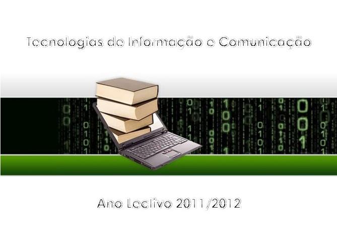 Aulas TIC - 1º Período