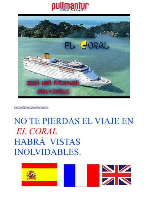 Copy of Copy of Crucero