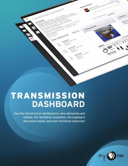 Transmission Dashboard