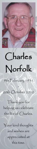 Charles Norfolk