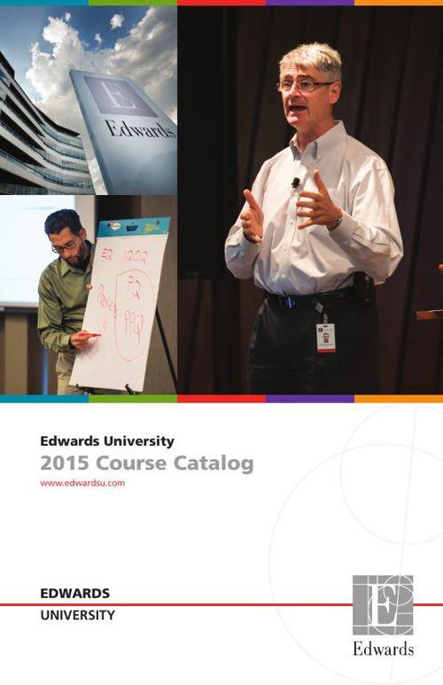 Edwards University 2015 Catalog