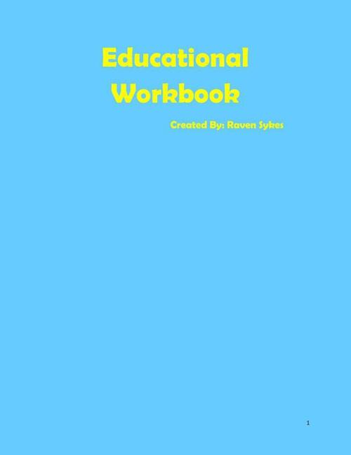 Educational Workbook